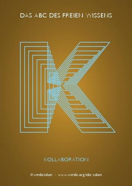 Grafische Darstellung des Buchstaben K