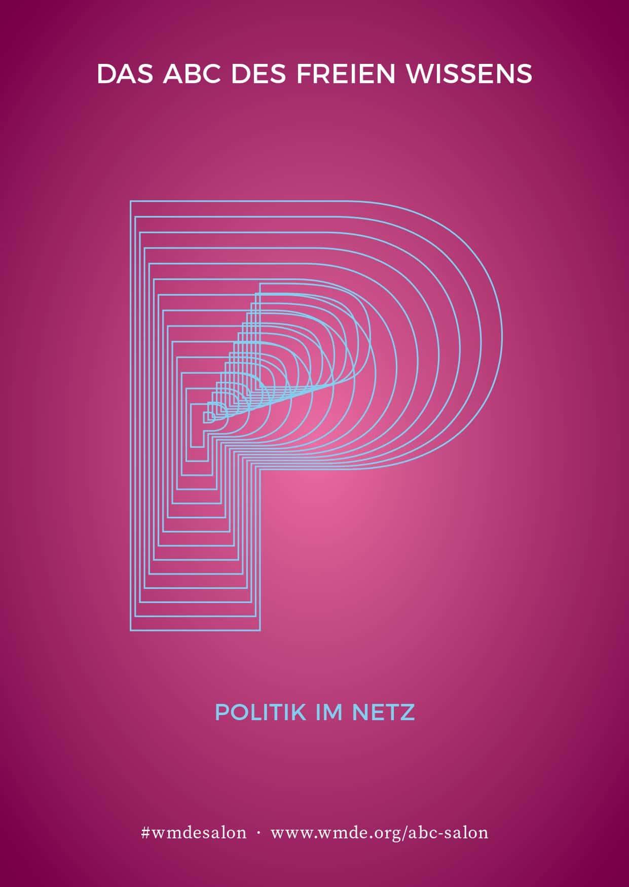 """Graphische Darstellung des Buchstaben """"P"""""""