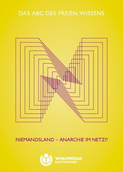 """Logo ABC des freien Wissens, Buchstabe """"N"""""""