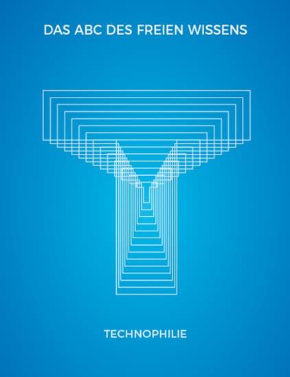 Postkarte zu ABC Salon des Freien Wissens, Thema Technophilie