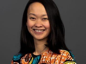 Porträt von Kannika Thaimai, Projektleiterin UNLOCK