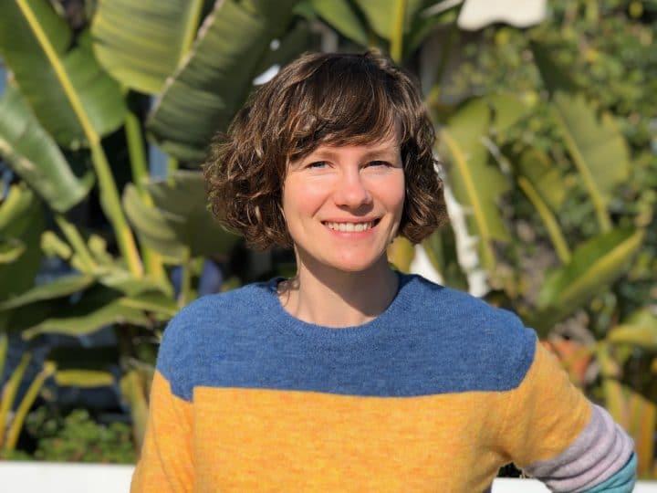 Fotografisches Porträt von UNLOCK-Coach Klara Lindner