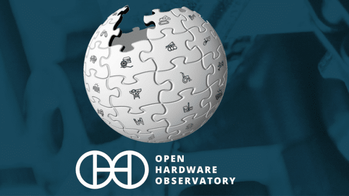 Logo and banner of the Open Hardware Observatory