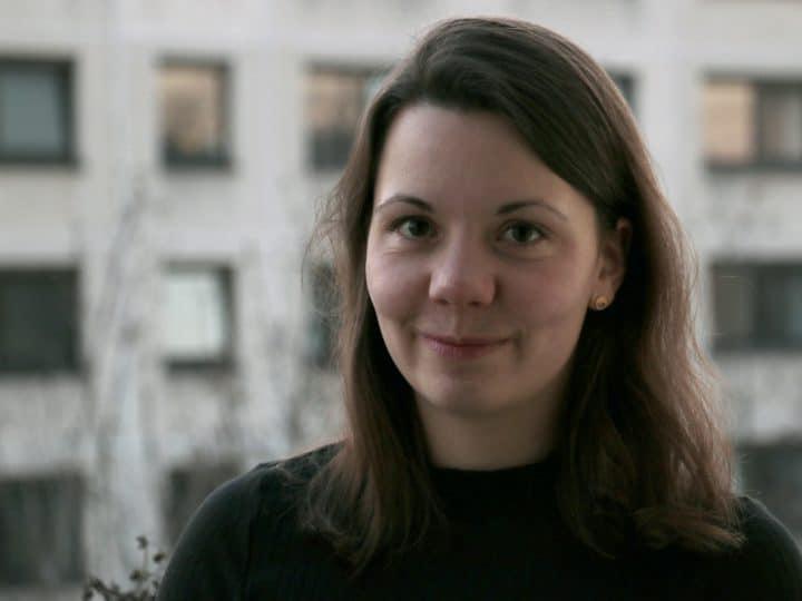 Fotografisches-Portrait von Mia Kunert, Unlock Accelerator