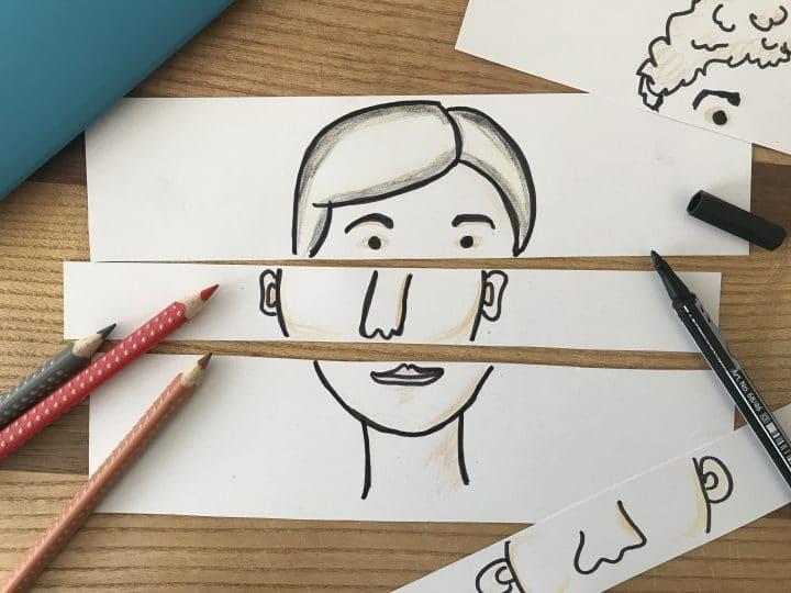 Sketch of an UNLOCK Persona